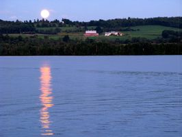 Photo for 3BR Cottage Vacation Rental in Franklin, Vermont