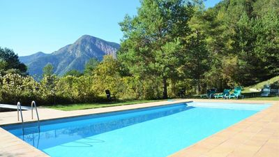 Photo for 10 bedroom Villa, sleeps 23 in Castell de l'Areny with Pool and WiFi