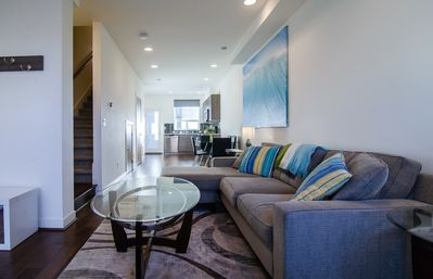 Photo for Clean, Comfortable Modern Town home in central Ballard, peaceful and location