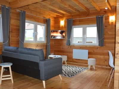 Photo for New: Chalet Les Prés in Alsace center, charming atmosphere, modern comfort