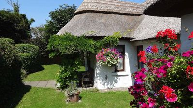 Photo for Little Orchard Cottage offers luxury accommodation in the most tranquil and peaceful of settings.