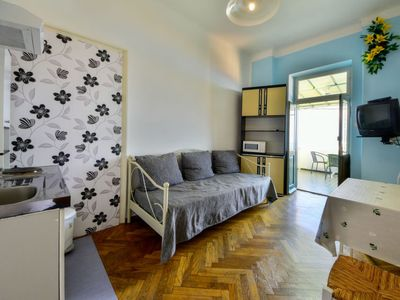 Photo for Apartment Luka in Opatija - 3 persons, 1 bedrooms