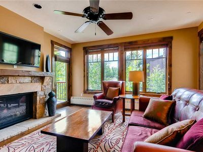 Photo for Great condo located on Main Street with outdoor pool & hot tubs, hiking & biking trails close by