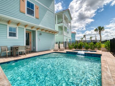 Photo for Vivid Cottage with Private Pool near Disney! Hotel Amenities+Daily Clean