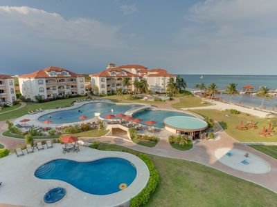 Photo for BEAUTIFUL CONDO W/ GREAT OCEAN AND POOL VIEWS - CLOSEST OCEANVIEW TO OCEAN!