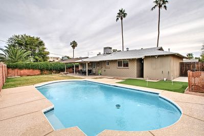 Capture the essence of Phoenix at this charming vacation rental!