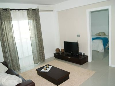 Photo for Apartment in the center of Albufeira at 100m from the beach