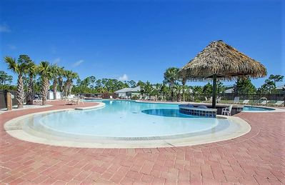 Photo for Super Cute Cottage!  Pool, tennis and close to beach!