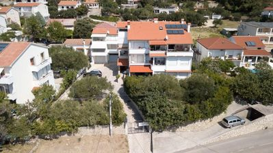 Photo for Two bedroom apartment with balcony Rab