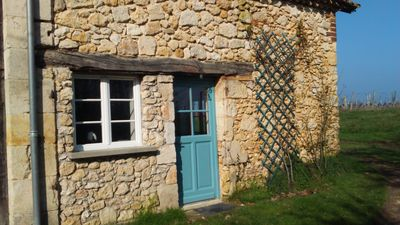 "Photo for ""La foigniere"" Ancient stone outbuilding"