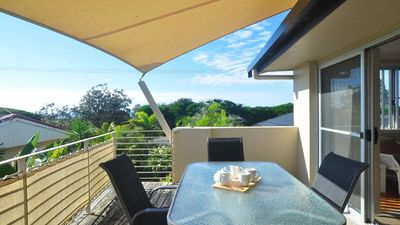 Photo for At the Beach - Lennox Head - Easy Style Holiday Across the Road from the Beach