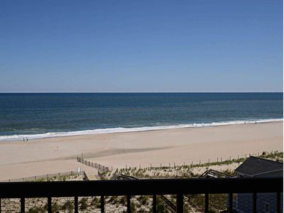 I704: 3BR Sea Colony oceanfront condo | Private beach, pools tennis ...