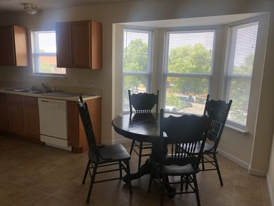 Photo for Fully furnished two bedroom apartment!
