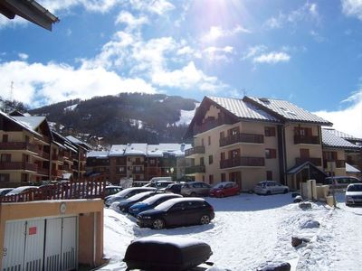 Photo for 1BR Apartment Vacation Rental in Valloire, Savoie