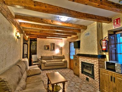 Photo for Self catering Ribera del Pirón for 8 people