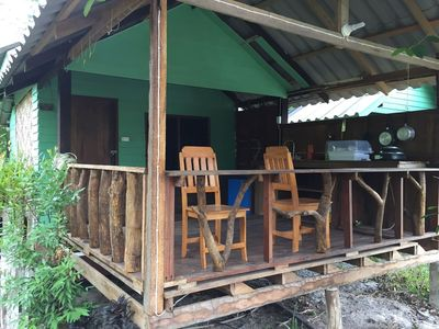 Photo for River Side Fishing Bungalow (Baan Tai)