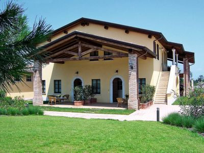 Photo for One bedroom Villa, sleeps 5 in Rivoltella with Air Con and WiFi
