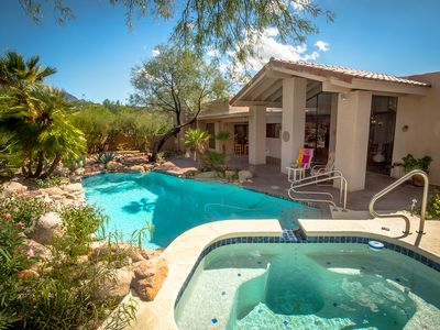 Photo for Don't miss out on this beautiful Tucson home.  Ideal location/all the amenities