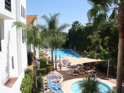 Photo for Apartment Near Puerto Banus, Two Bedrooms With Ensuite, Sleeps Up To 6 And 2 Swi