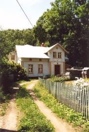 Krasna Budova country house