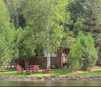 Photo for All Season Loon and Fish Cabins