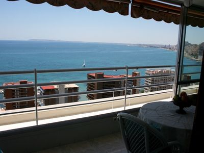 Photo for APARTMENT WITH BEAUTIFUL SEA (15)