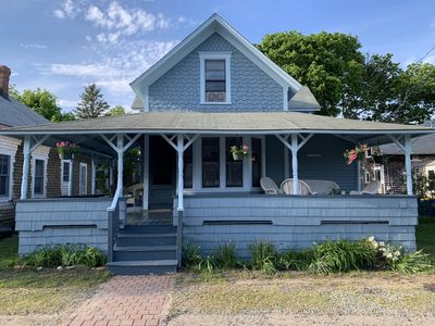 Photo for Oak Bluffs - Great Family Rental - Walk to Beach, Town, Parks