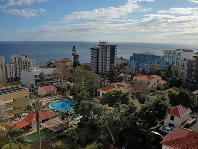 Photo for Superbly located 2-bedroom apartment in Funchal, Madeira