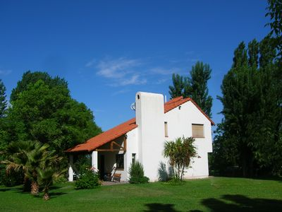 Photo for Sun of Vistalba - Weekend and Holiday House