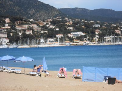 Photo for Apartment in Le Lavandou 150m from the beaches - 2 Room Apartment 4 people