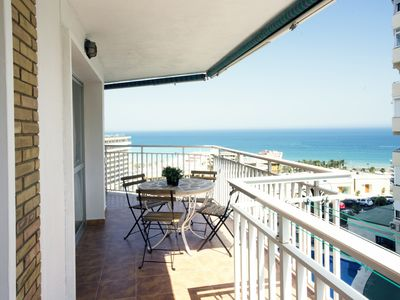 Photo for TORREMOLINOS BEACH, WHITE & CONFORTABLE - Apartment for 4 people in Torremolinos