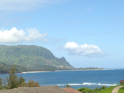 Resort has best Hanalei Bay views-Walk to Beach-6/13-6/27/19 only
