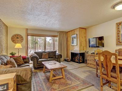 Photo for Spacious, Comfortable Townhome on Free Shuttle Route Budget Rates, Heated Pool