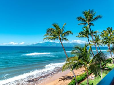Photo for K B M Hawaii: Ocean Views, Upgraded and remodeled! 2 Bedroom, FREE car! Dec & Jan Specials From only $231!