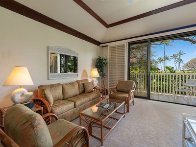 Photo for Poipu Perfection w/Full Kitchen, Lanai, Ceiling Fans, WiFi+Flat Screen–Kiahuna 2169