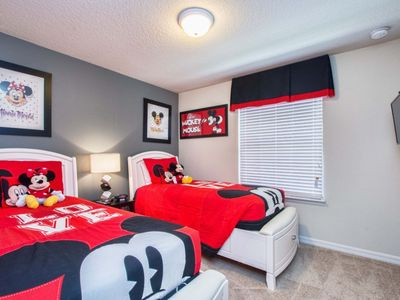 Photo for GATED RESORT COMMUNITY, GAMEROOM, FREE WIFI, KID THEMED ROOMS, FLAT SCREEN TV's IN ALL ROOMS
