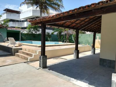 Photo for HOUSE WITH POOLS, 4 BEDROOMS, 3 BATHROOMS, 50 METERS FROM THE BEACH