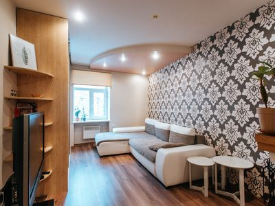 Photo for Cosy apartment in Riga center, very close to OldTown (+bonus: free taxi ride)