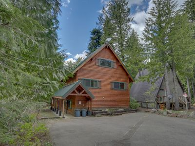 Photo for 3BR Cabin Vacation Rental in Government Camp, Oregon