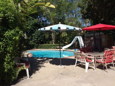Photo for Family's Paradise With Private Pool! $1000 FINE for LOUD PARTIES!