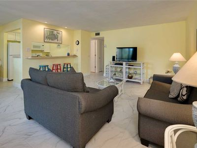 Photo for Unit M1: 2 BR / 2 BA garden view in Sanibel, Sleeps 6