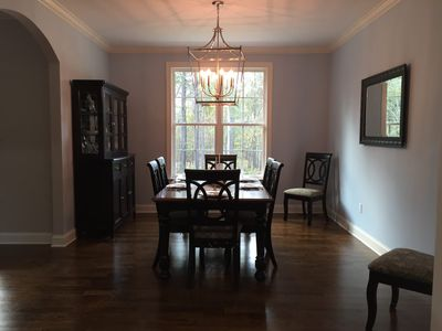 Photo for Masters 5 Bedroom, 4.5 Bathroom Home Located in North Augusta