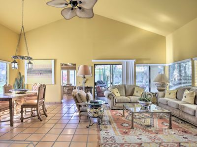 Photo for 'Gem of the Desert' - Vibrant La Quinta Home!