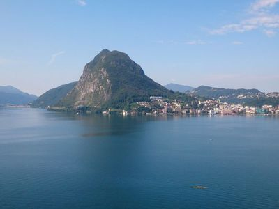 Photo for One bedroom Apartment, sleeps 2 in Lugano with WiFi