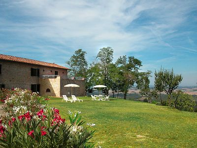 Photo for Vacation home Poggio al Colle in Montaione - 13 persons, 6 bedrooms