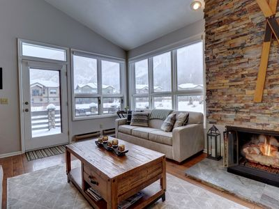 Photo for Private Mountain Town home Pet Friendly - with Great Views! WD12