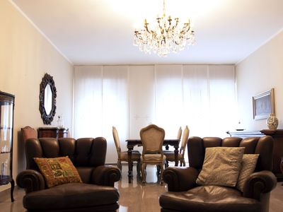 Photo for Mazzini 7 - charming apartment