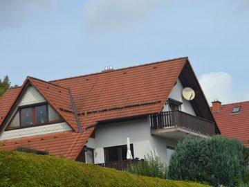 Holiday in the Thuringian Forest - 4 **** Apartment