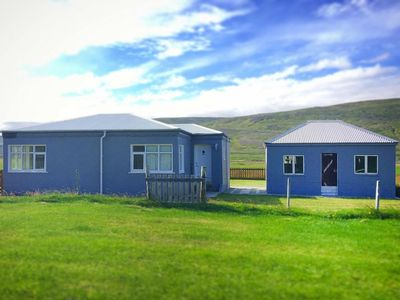 Photo for holiday home, Holmavik  in Westisland - 4 persons, 2 bedrooms