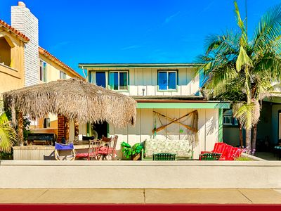 Photo for 20% OFF MAY+JUN - Fantastic Home, Steps to Beach & Bay w/ BBQ + Deck